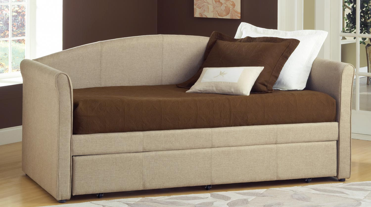 Hillsdale daybed trundle : Hillsdale siesta daybed with trundle dbt