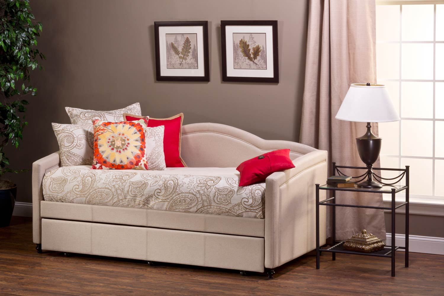 Hillsdale Jasmine Daybed With Trundle 1119dbt