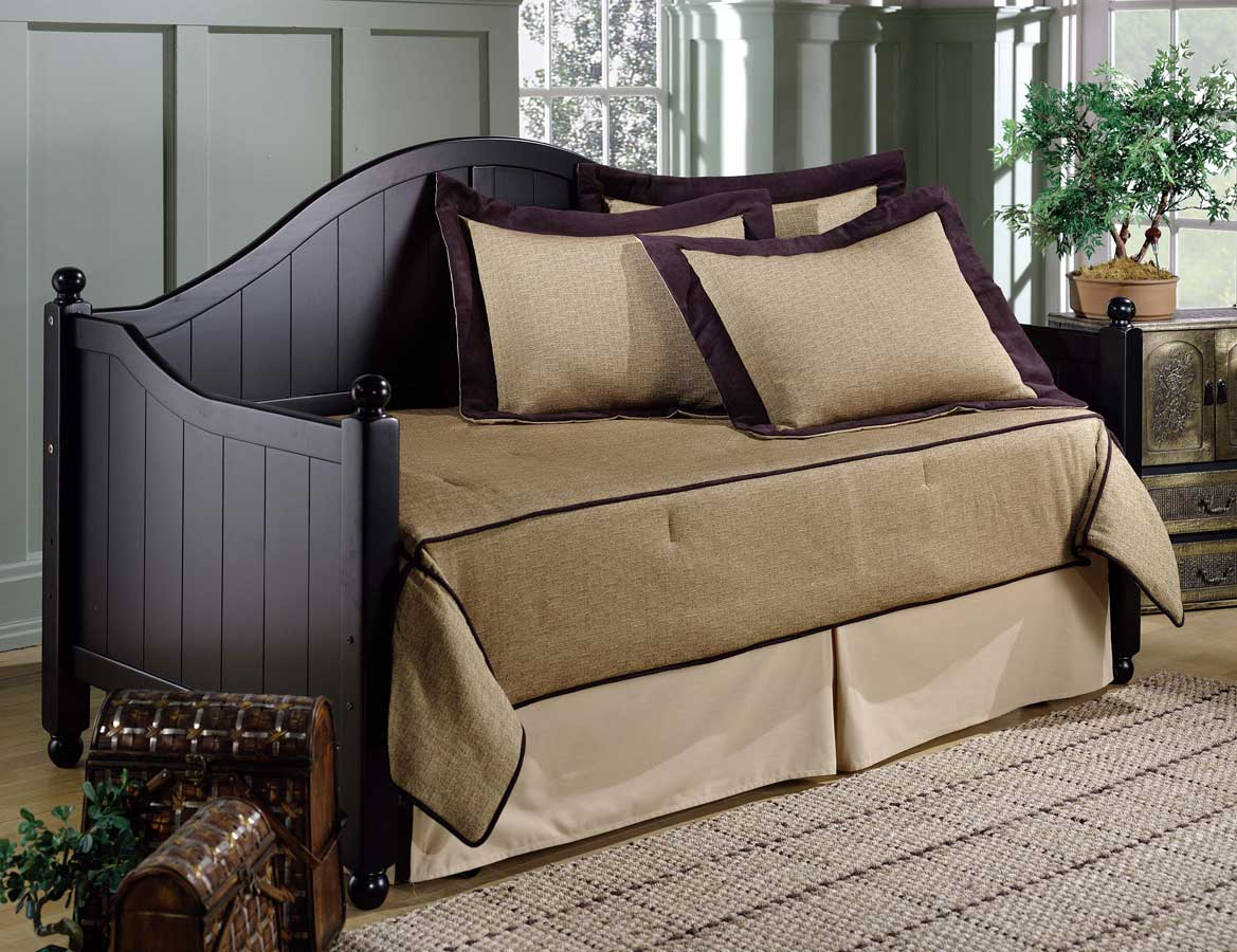 Hillsdale Augusta Daybed - Rubbed Black