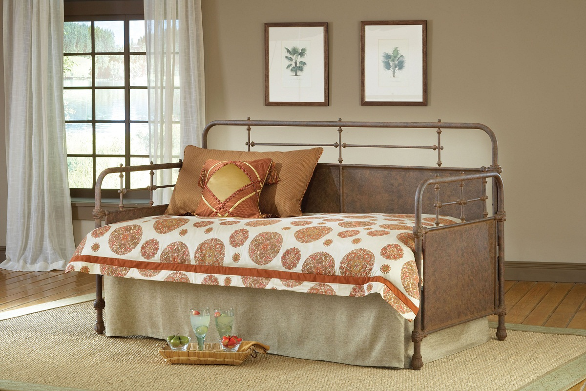 Hillsdale Kensington Daybed - Old Rust