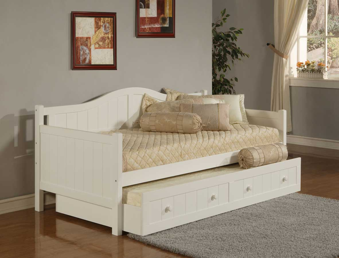 Hillsdale Staci White Daybed
