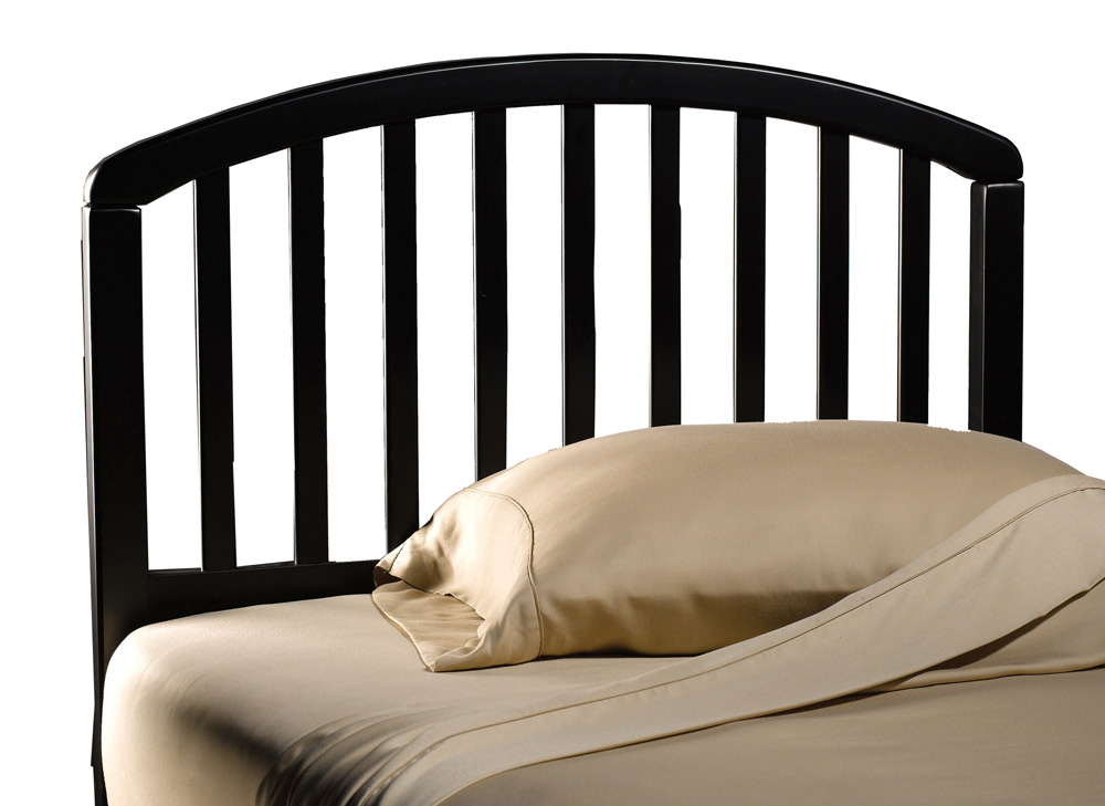Hillsdale Carolina Headboard - Black