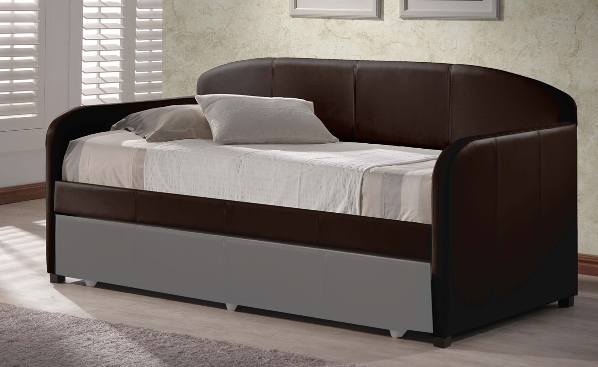 Hillsdale Springfield Daybed Brown 1613db
