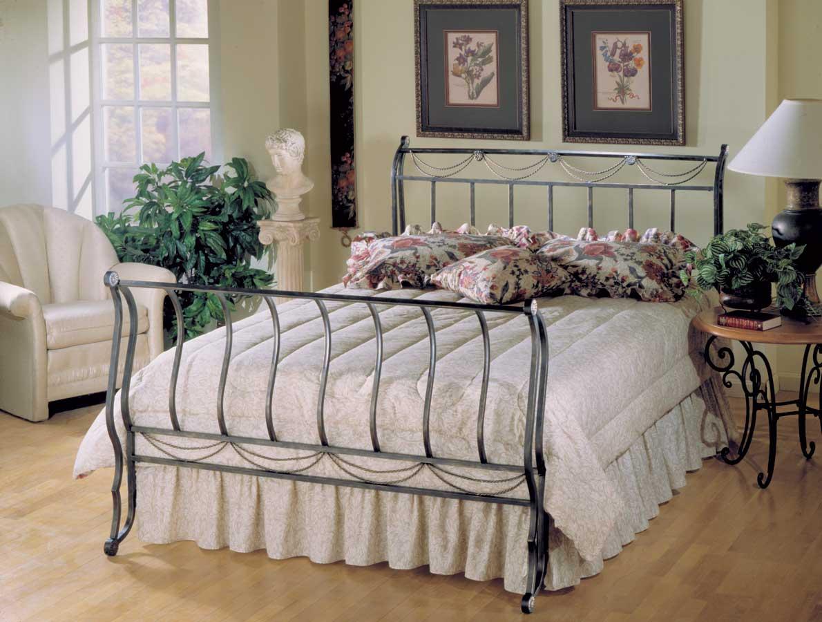 - Hillsdale Camelot Metal Bed 171-Bed HillsdaleFurnitureMart.com