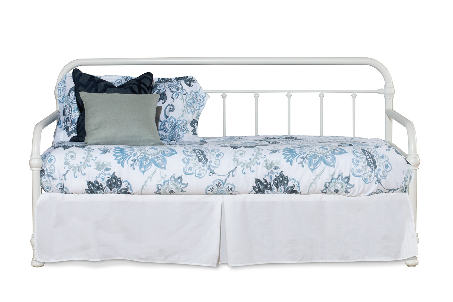 Hillsdale Kirkland Twin Daybed - Soft White