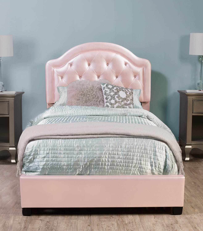 Hillsdale Karley Bed - Pink