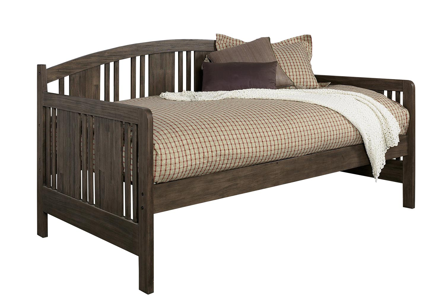 Hillsdale Dana Daybed - Brushed Acacia