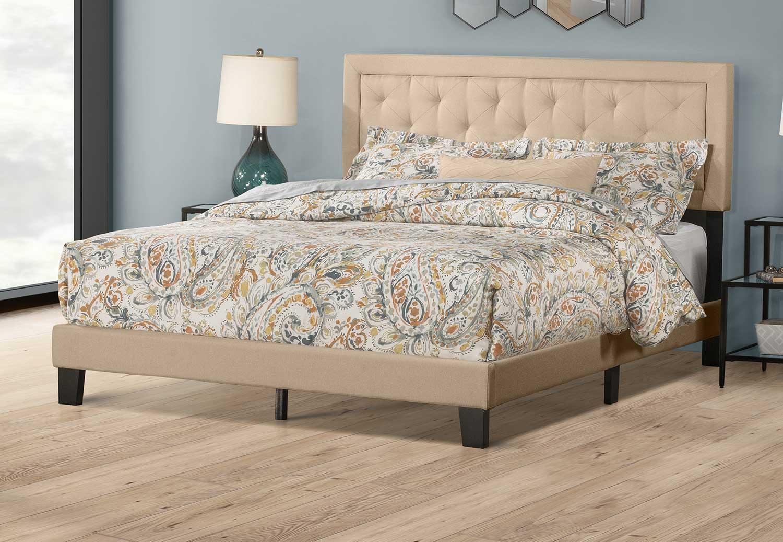 Hillsdale La Croix Bed - Linen