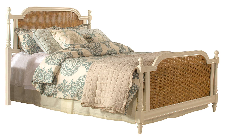 Hillsdale Melanie Bed - White