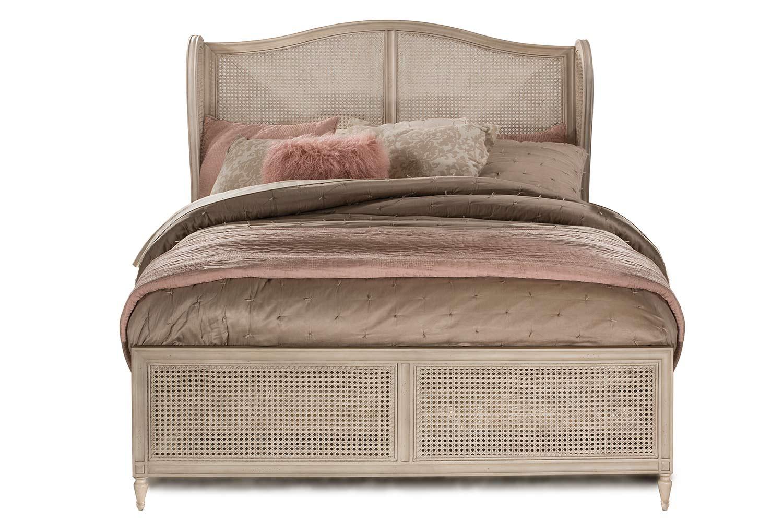 Hillsdale Sausalito Bed - Antique White