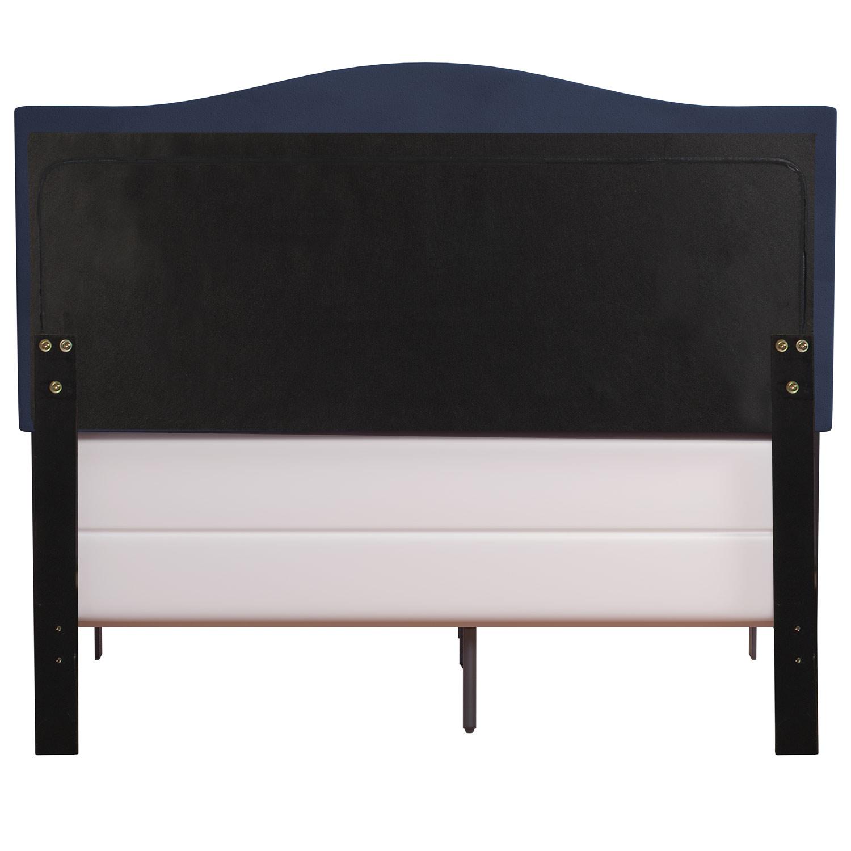 Hillsdale Kiley Upholstered Bed - Blue Velvet