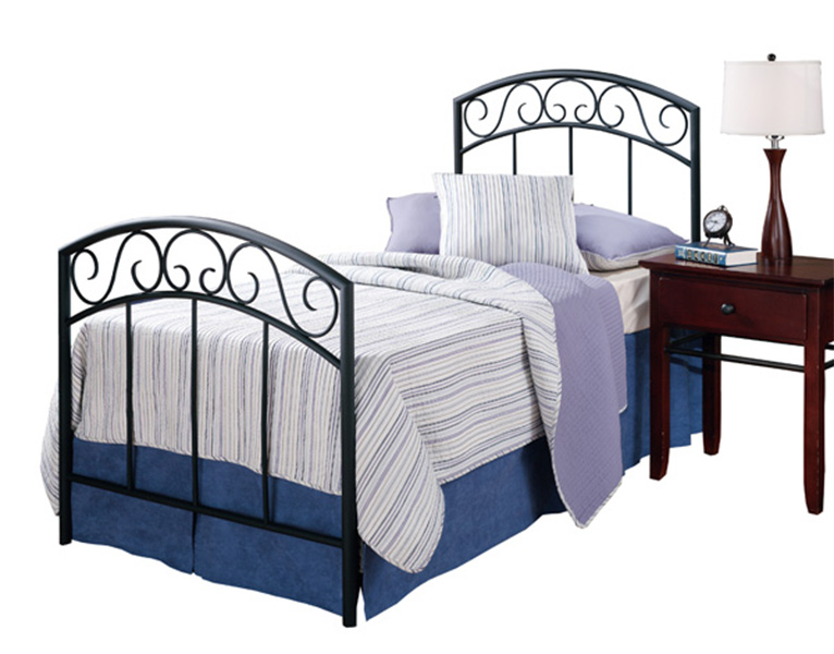 Hillsdale Wendell Youth Bed - Textured Black