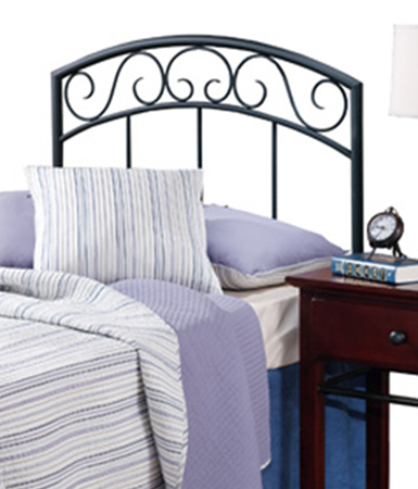 Hillsdale Wendell Youth Headboard - Textured Black