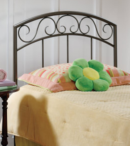 Hillsdale Wendell Headboard - Copper Pebble