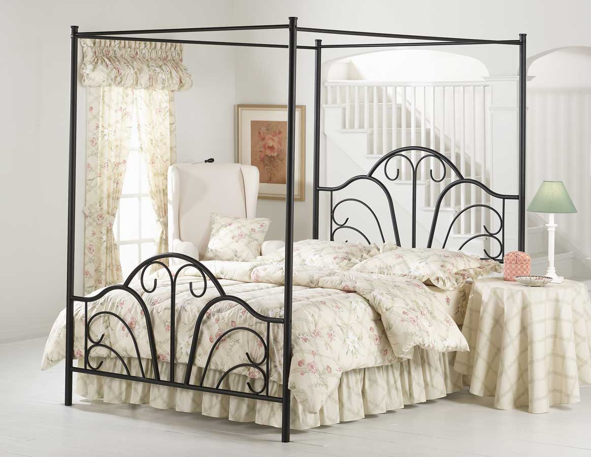 Hillsdale Dover Canopy Bed