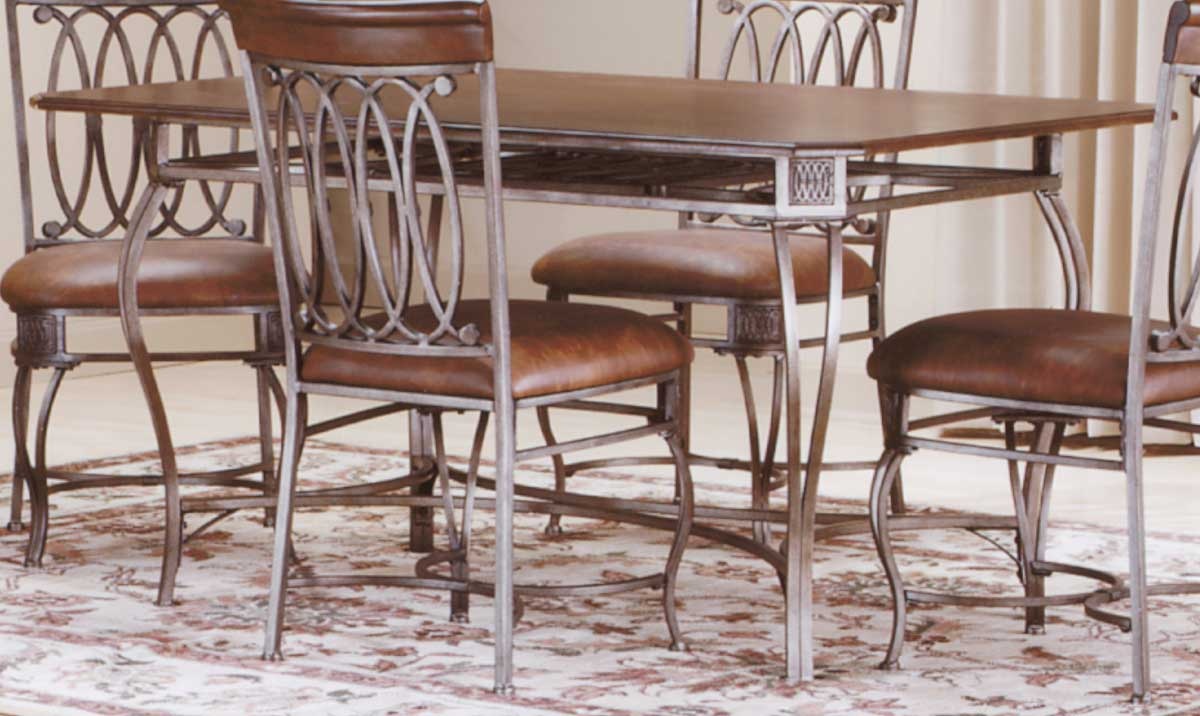 Hillsdale Montello Rectangular Dining Table