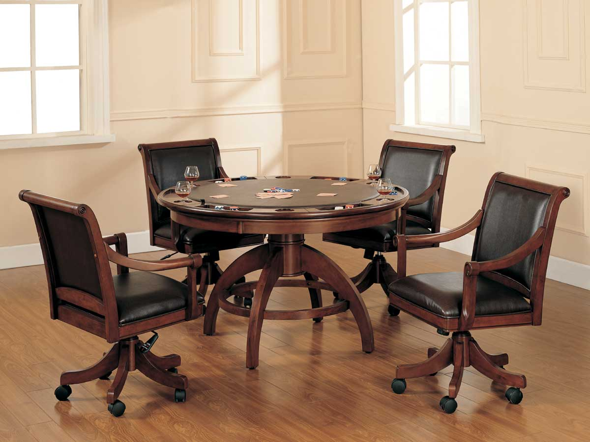 Hillsdale Palm Springs Game Table Collection