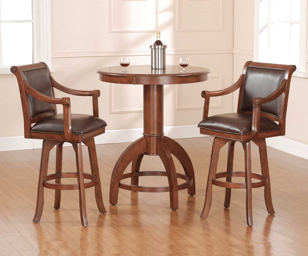 Hillsdale Palm Springs Bistro Table Set