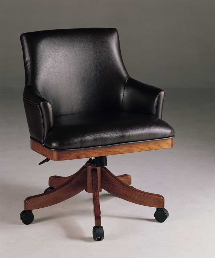 Exceptional Hillsdale Park View Barrel Back Caster Game Chair