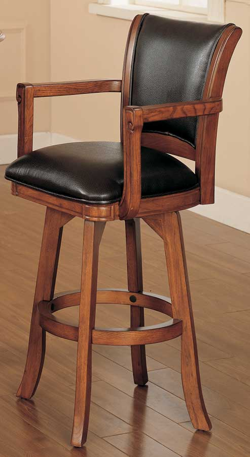 Hillsdale Park View Swivel Bar Stool 4186 830