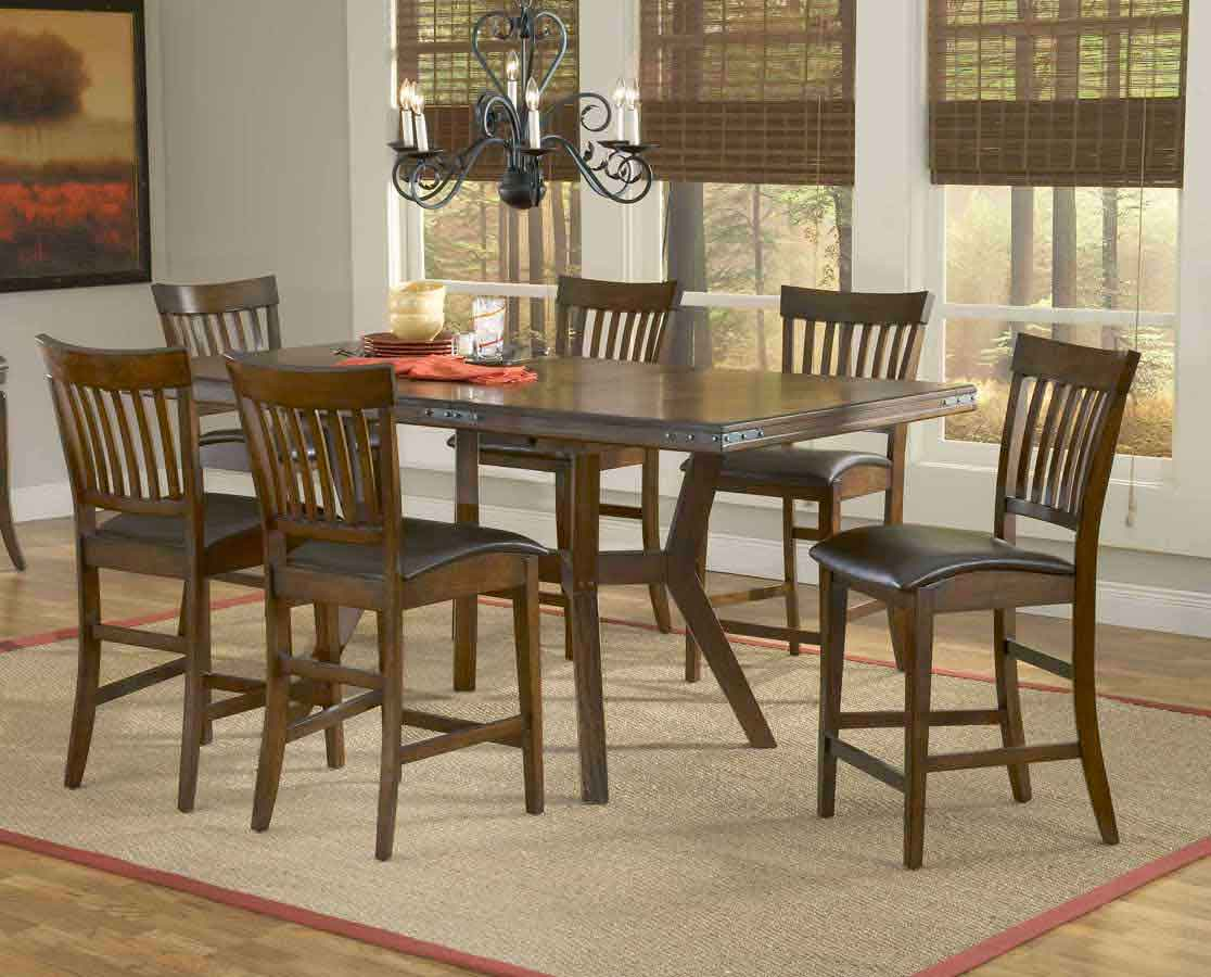 Hillsdale Arbor Hill Counter Height Dining Collection