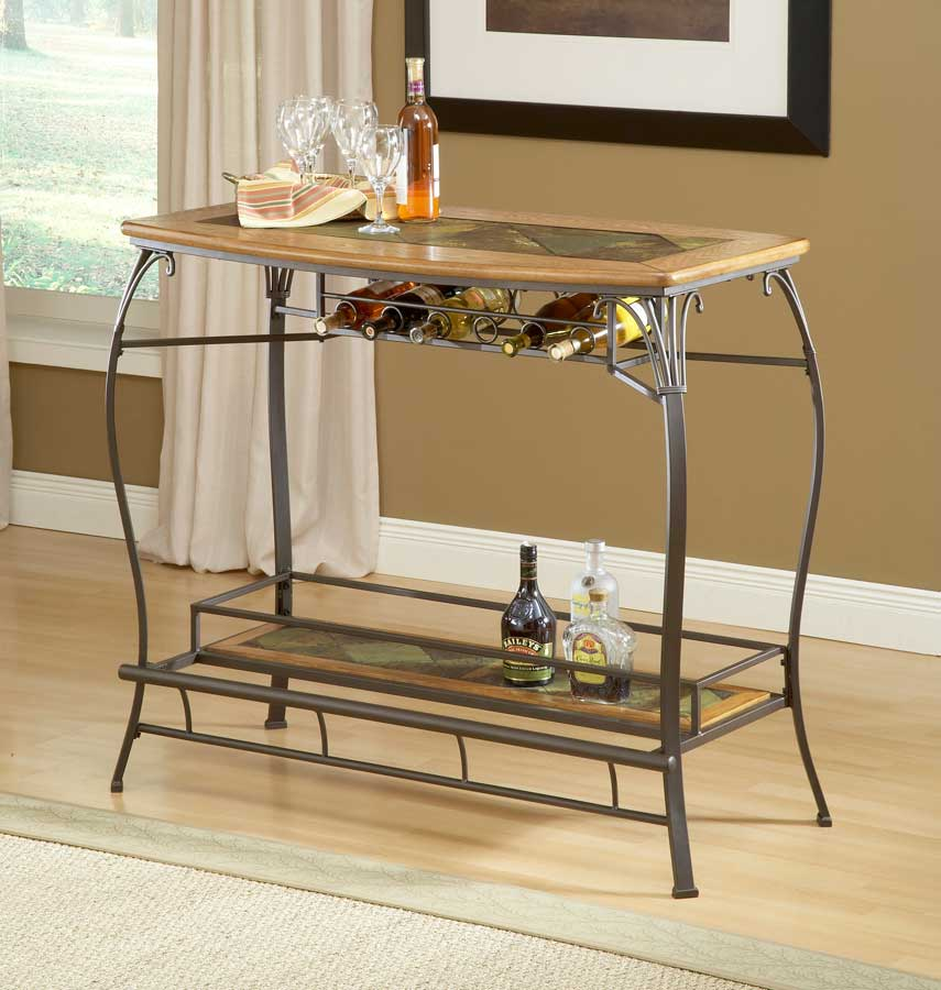 Hillsdale Lakeview Bar Table