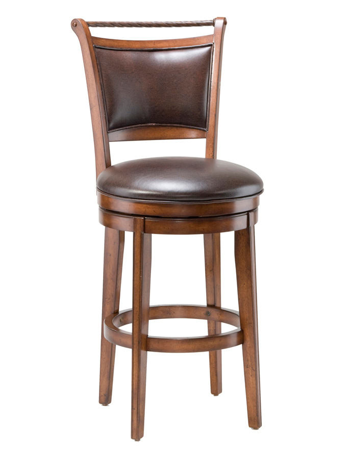 Hillsdale Calais Swivel Bar Stool 4298 830s