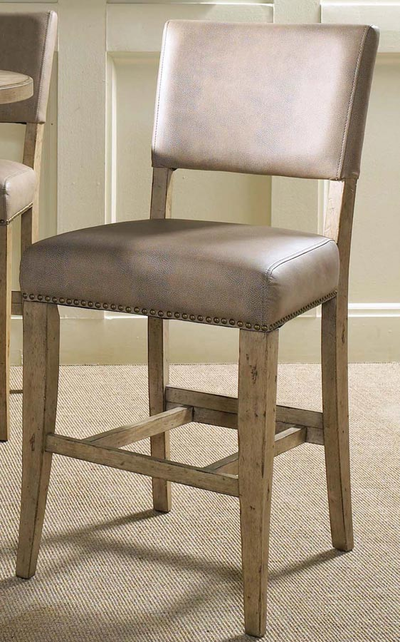 Amazing Hillsdale Charleston Round Counter Height Dining Set With Parson Stool