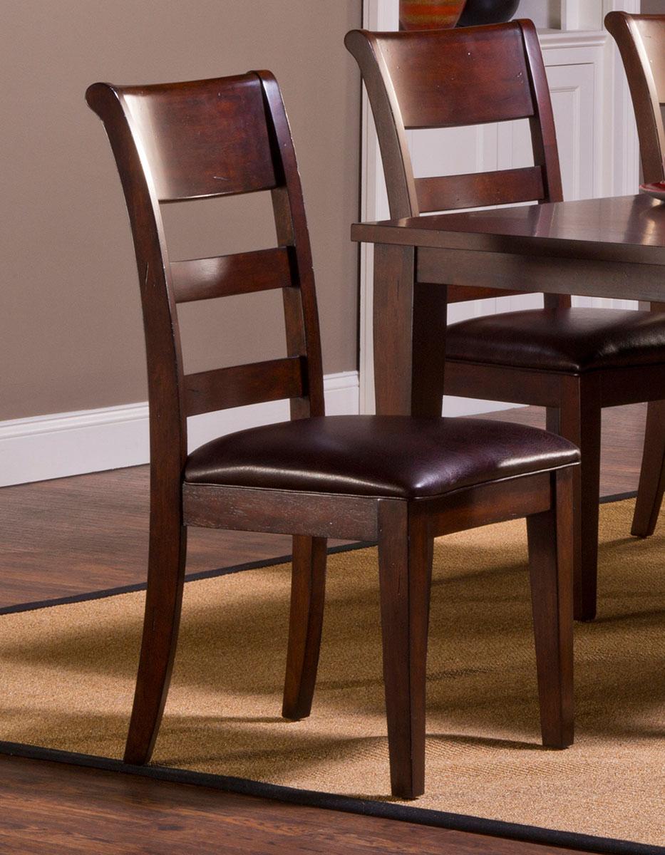 Hillsdale Park Avenue Dining Side Chair - Dark Cherry