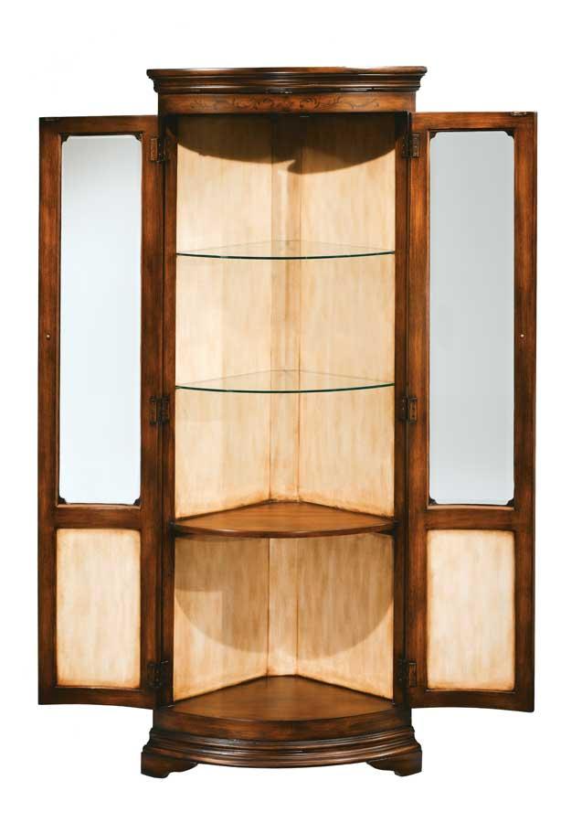 Hillsdale Heritage Corner Display Cabinet 4746 893