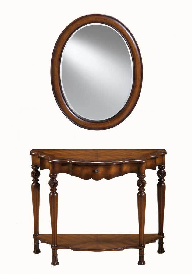 Hillsdale grand estates console table 4758 888 for Furniture 888