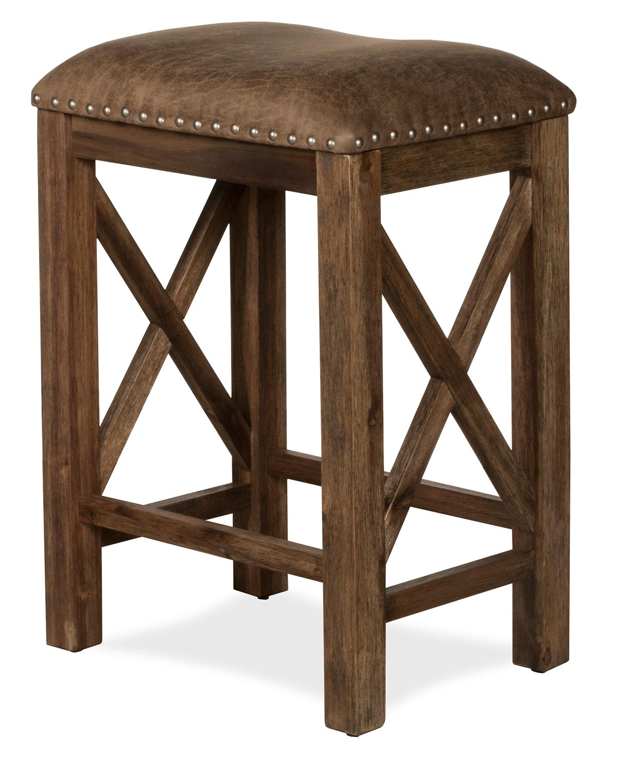 Hillsdale Willow Bend Stationary Counter Height Stool