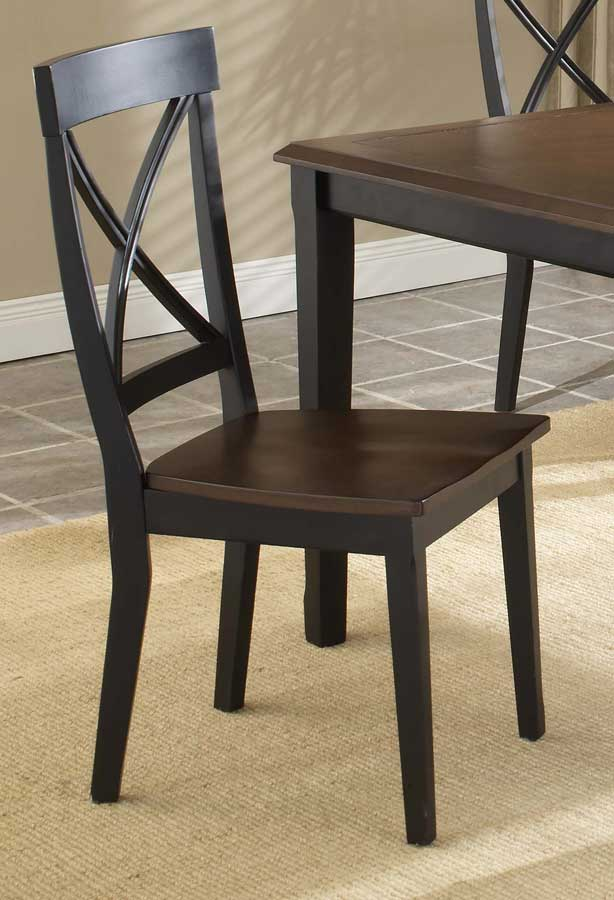 Great Hillsdale Englewood X Back Side Chair