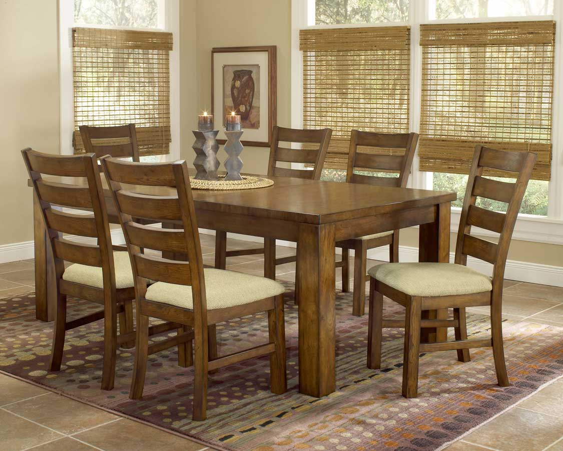 hillsdale hemstead wood dining chairs