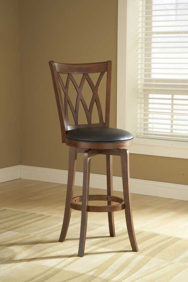 Hillsdale Mansfield Swivel Counter Stool