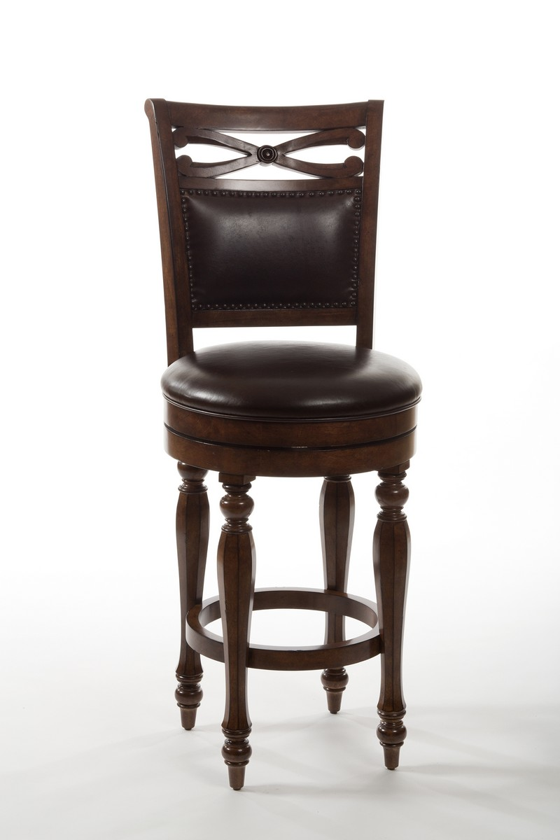 Hillsdale Hamilton Park Swivel Counter Stool With