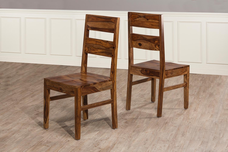 Hillsdale Emerson Dining Chair - Natural Sheesham