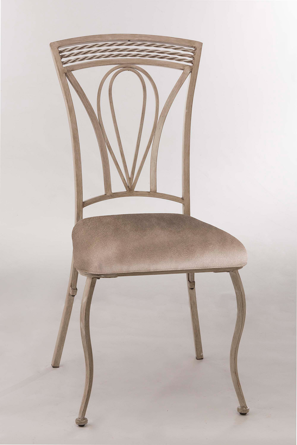 Hillsdale Napier Dining Chair - Aged Gray
