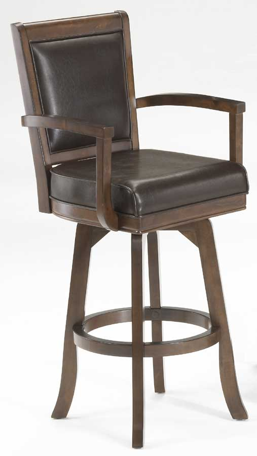 Hillsdale Ambassador Swivel Bar Stool 6124 830