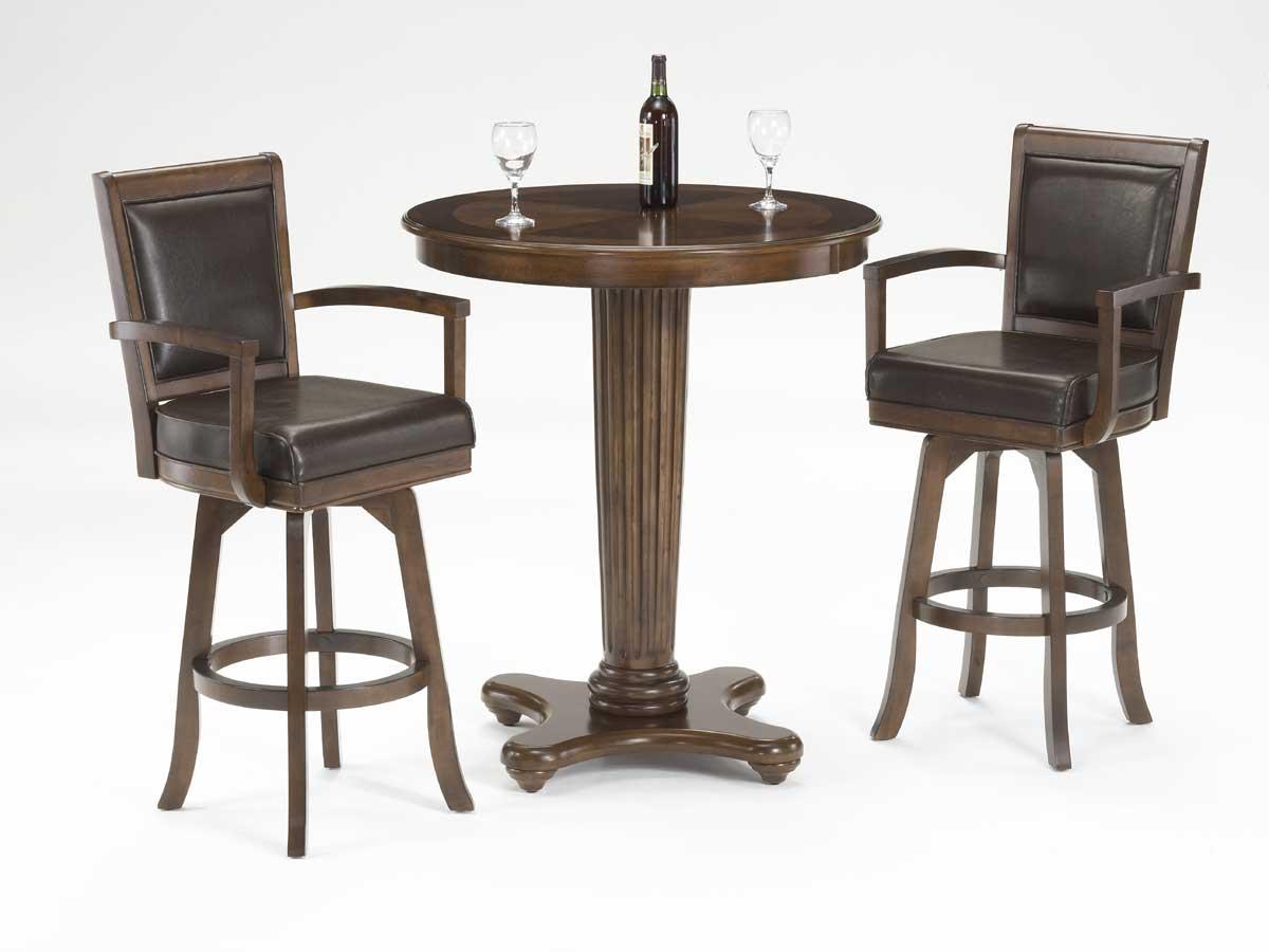 Hillsdale Ambassador Bistro Bar Height Table