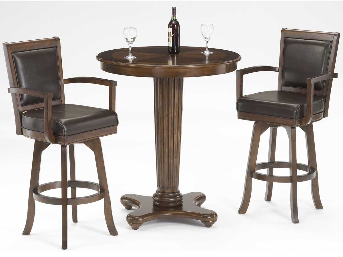 Hillsdale Ambassador Bistro Table Set