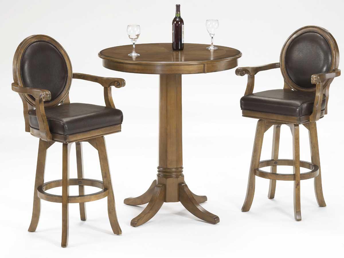 Hillsdale Warrington Bar Height Table