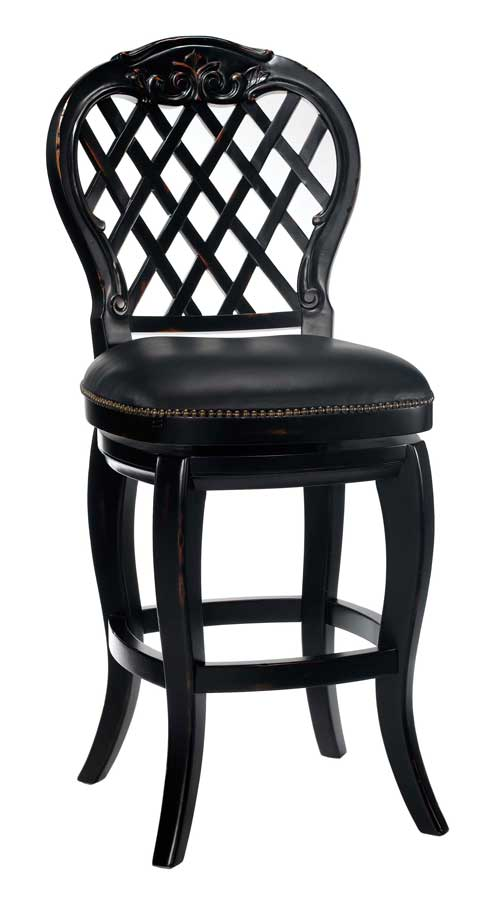 Hillsdale Braxton Wood Counter Stool
