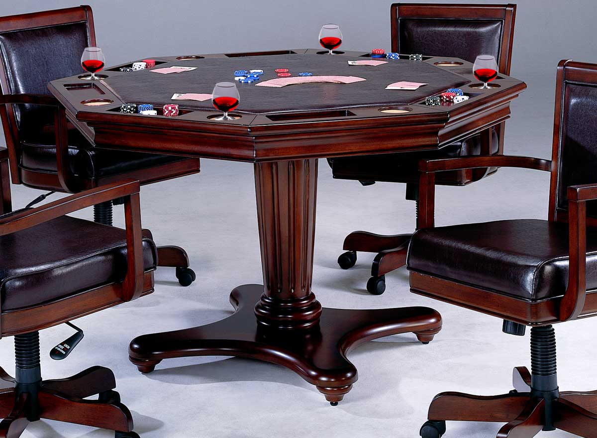 Game Tables For Less - Kitchen Layout and Decorating Ideas