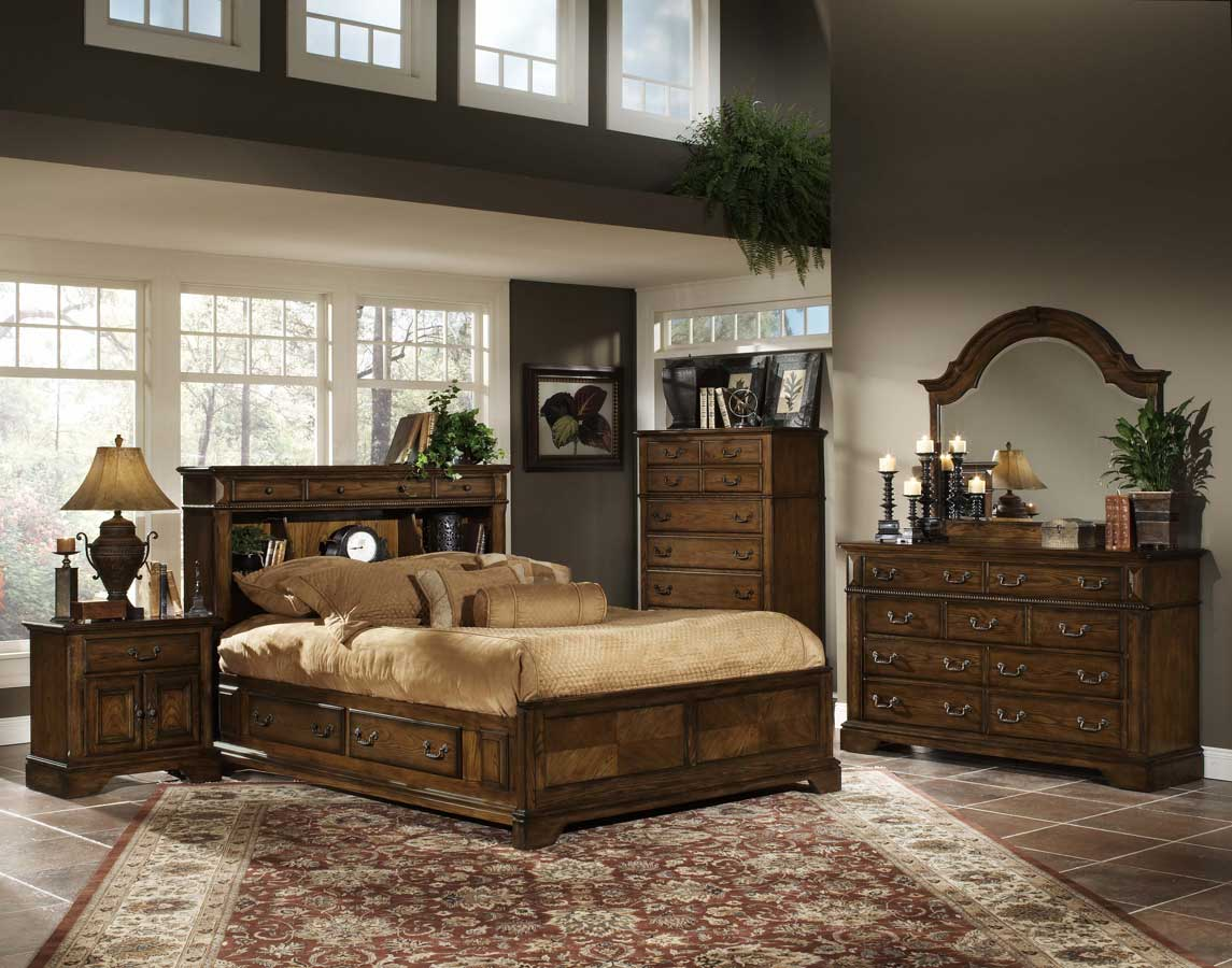 Hillsdale Beaumont Bookcase Bed 1407-BED | HillsdaleFurnitureMart.com