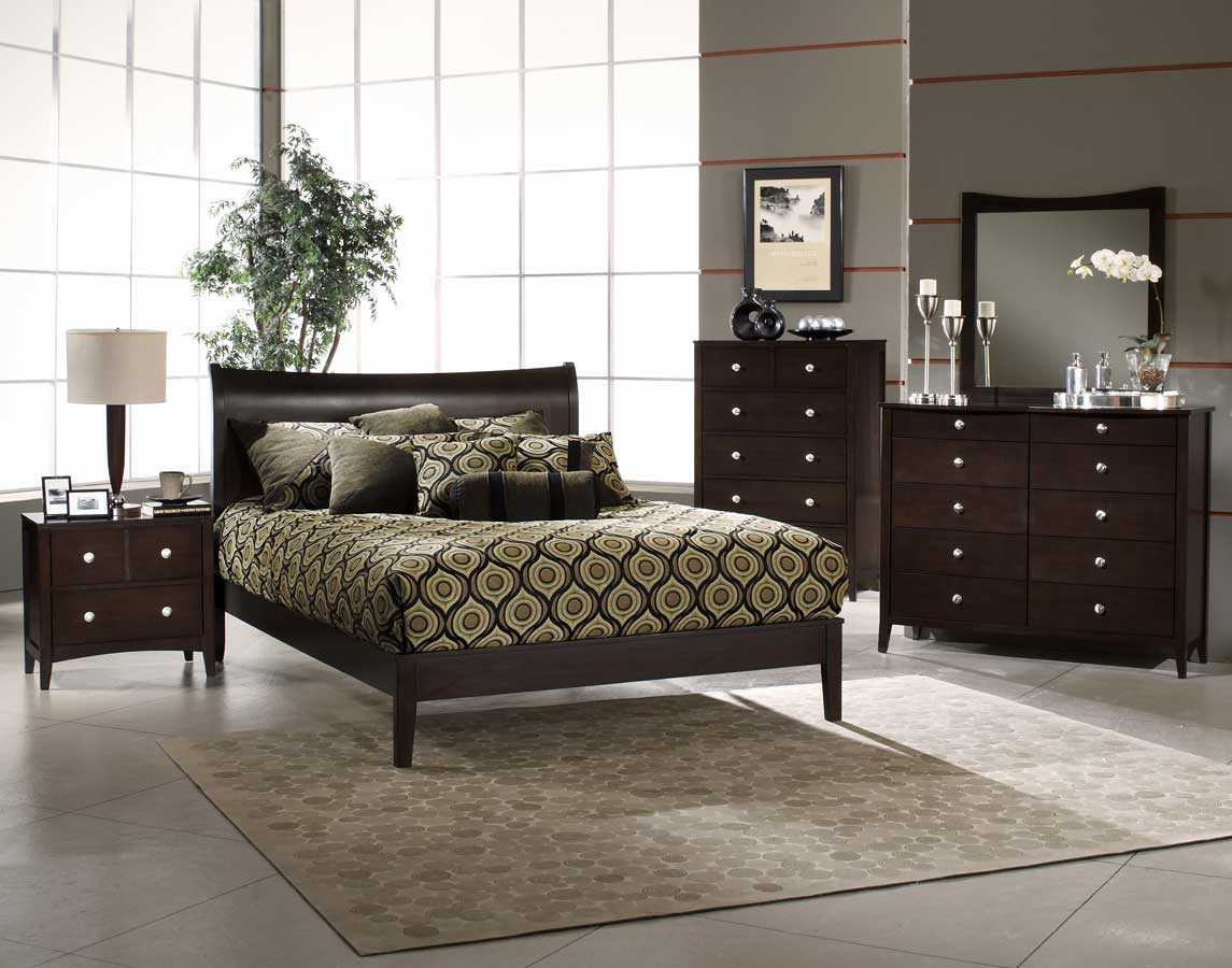 Hillsdale Tiburon Platform Bedroom Collection B1418 507w