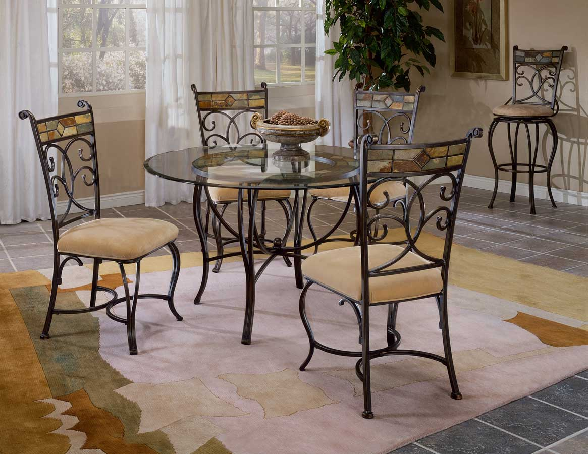 Hillsdale Pompei Dining Collection
