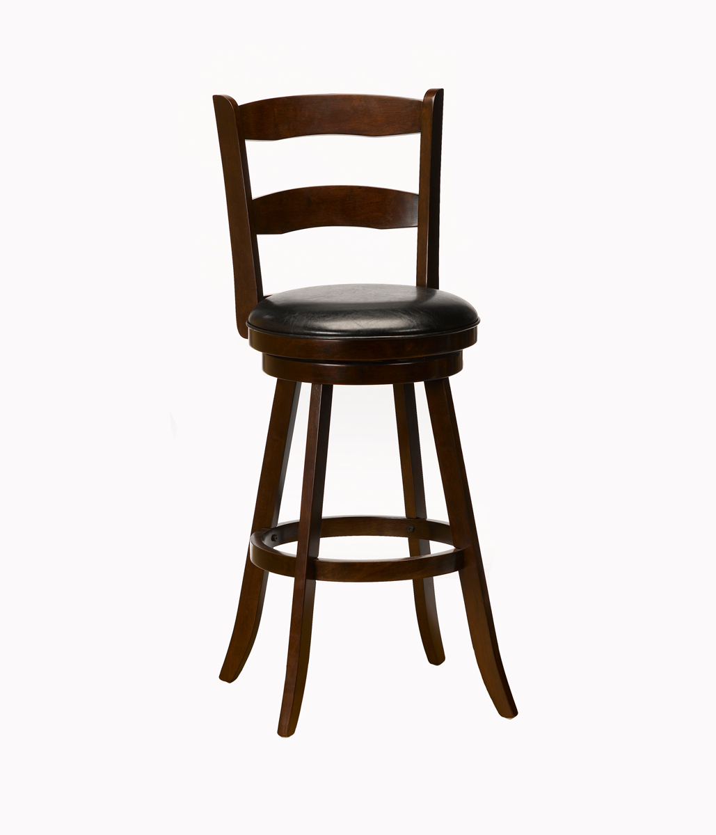 Hillsdale Eastpointe Swivel Counter Stool - Cherry