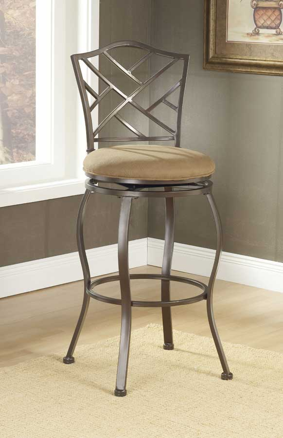 Hillsdale Hanover Swivel Counter Stool