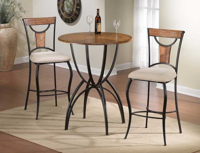 Hillsdale Pacifico Bistro Table Set 4137ptbs